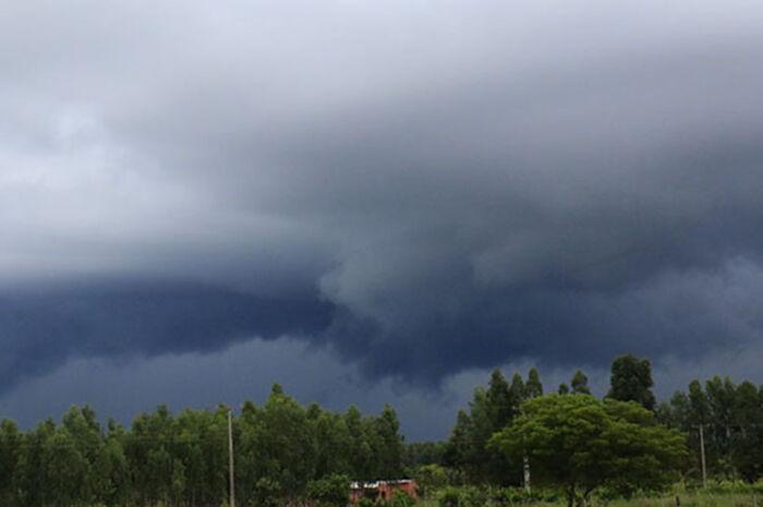 Mais de 50 municípios de Mato Grosso do Sul estão sob alerta de tempestade
