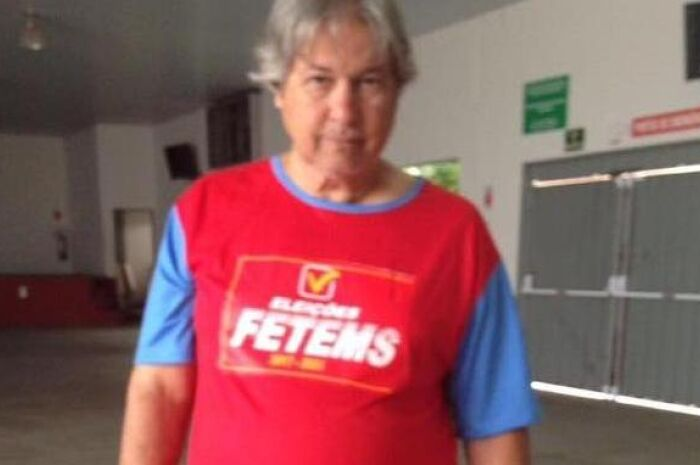 'Tião Coqueiro' vence eleição e segue à frente do Simted