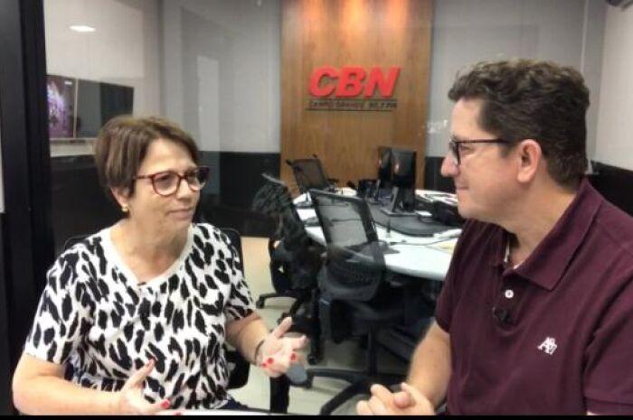 Futura Ministra, Tereza Cristina se diz confiante nos projetos do novo governo
