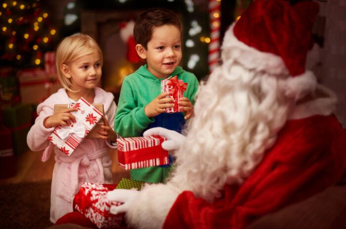 Qual é o momento certo para contar às crianças que Papai Noel não existe?