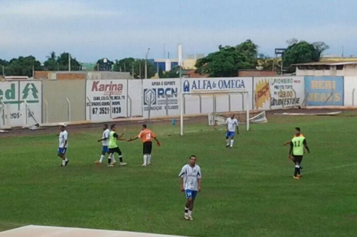 Campeonato veterano de Três Lagoas encerra atividades neste domingo