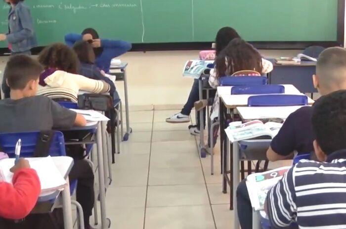 Mais de 15 mil alunos da rede municipal de ensino saem de férias dia 14