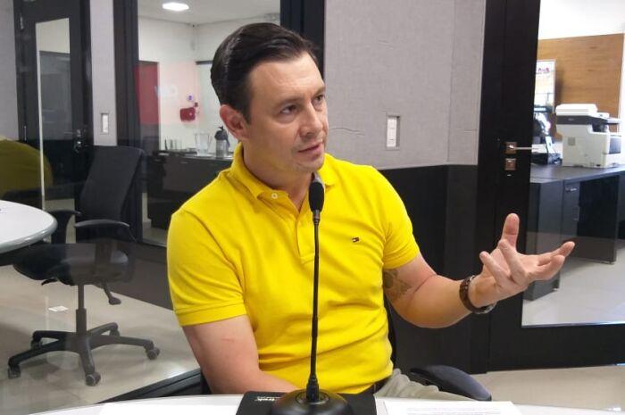 Momento não é propício, diz André Salineiro sobre o aumento no salário do prefeito da Capital