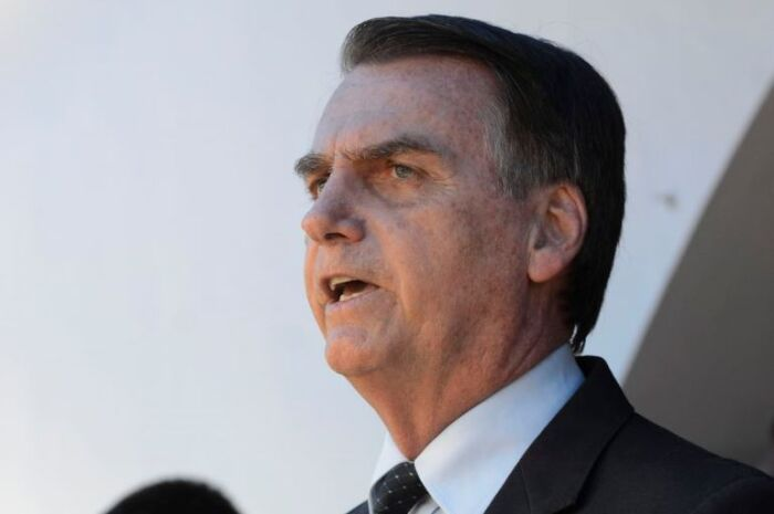 Bolsonaro pede a adversários que abandonem o 'sem necessidade'