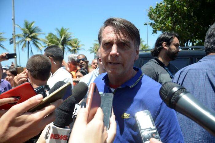 """Após empossado, Bolsonaro diz que a """"barra vai ser pesada"""""""