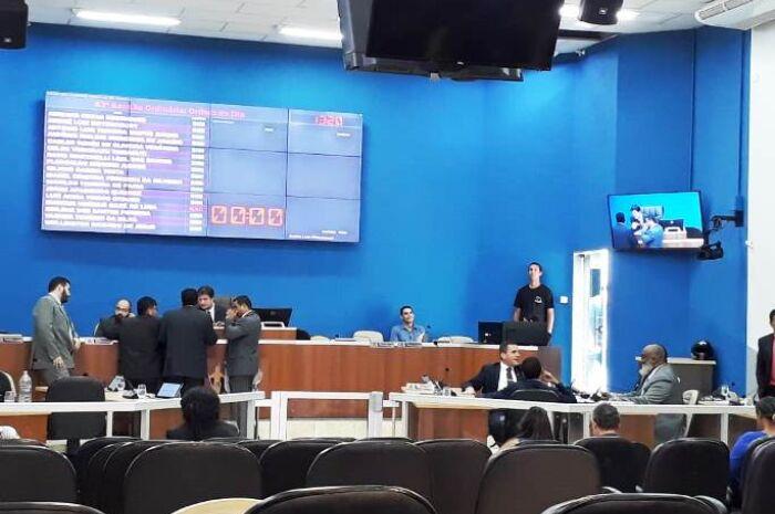 Vereadores rejeitam reajuste do IPTU para 2019