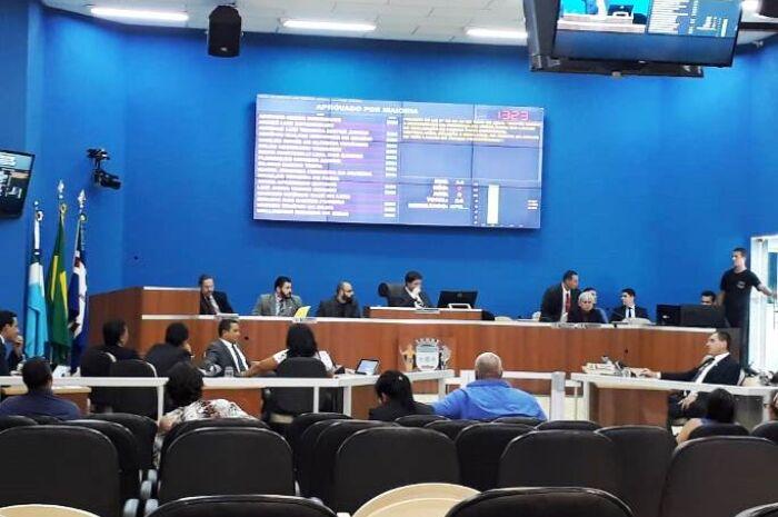 Câmara não autoriza prefeitura a contrair empréstimo de R$ 243 milhões