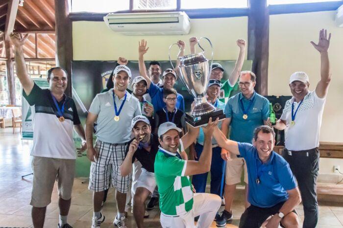 Terras do Golfe (MS) é campeão da 1ª Centro-Oeste Cup