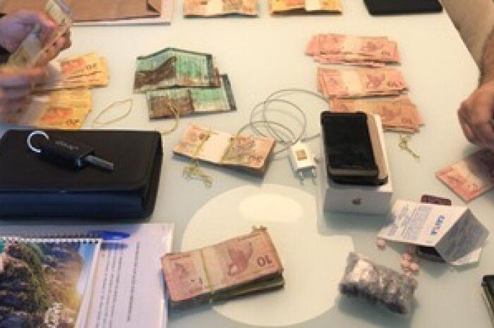 Operação da PF prende traficante foragido de presídio de MS