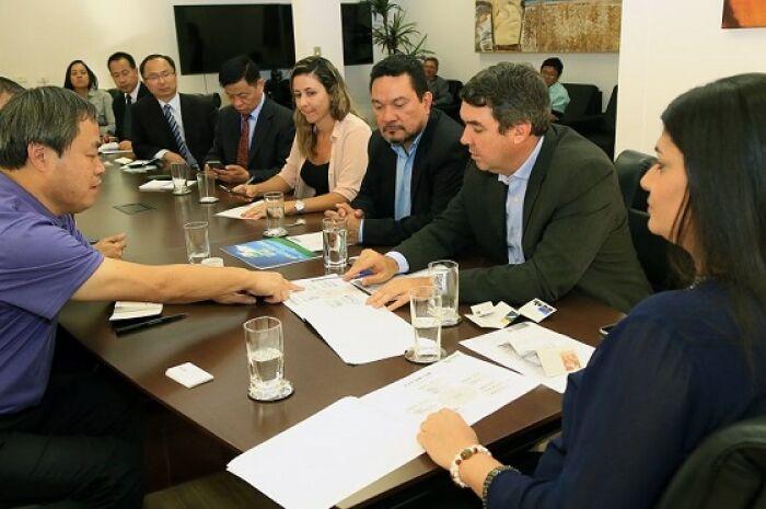 Chineses podem inaugurar fábrica de amido de milho em outubro