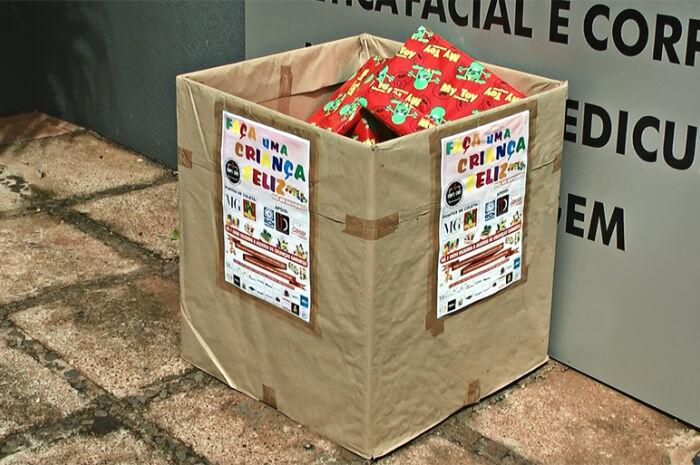 Campanha 'Faça uma criança feliz' busca arrecadar brinquedos em Três Lagoas