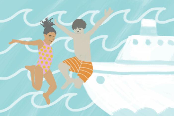13 dicas essenciais para quem vai fazer um cruzeiro com crianças