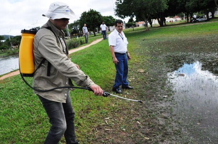 Três Lagoas lidera ranking dos municípios com mais casos de dengue no Estado