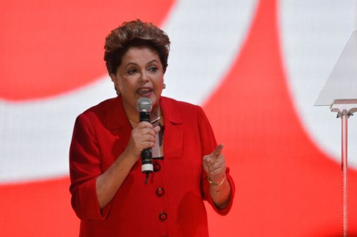 Dilma Rousseff faz procedimento para desobstruir artéria do coração