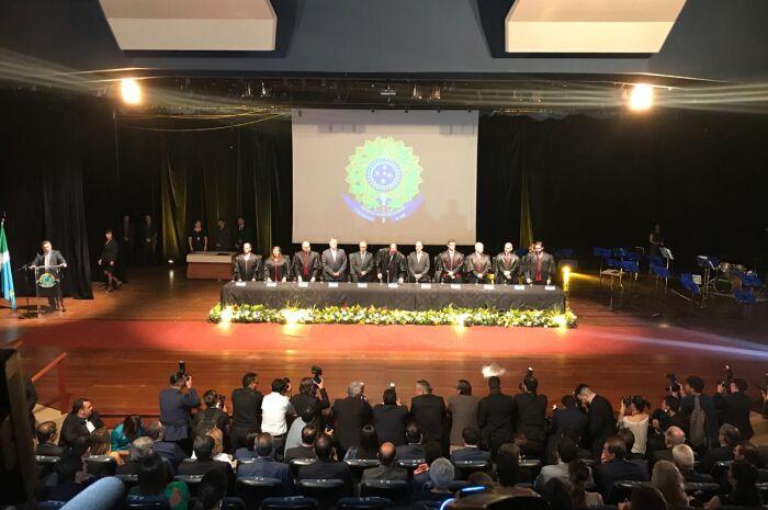 TRE diploma 40 políticos eleitos em MS