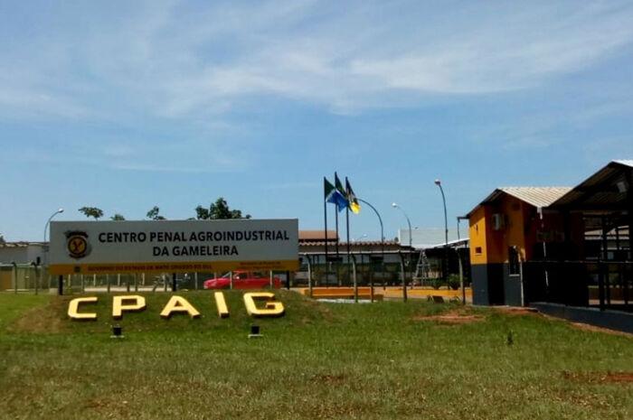 Centro Penal da Gameleira recebe obras de reestruturação