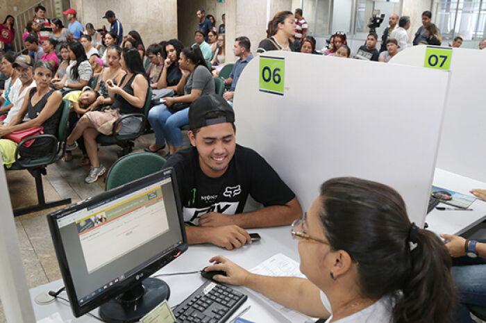 Estão abertas 437 vagas de emprego para os municípios do interior de MS
