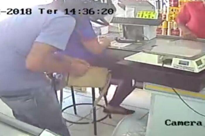 Dupla armada rouba supermercado no Ipacaraí em Três Lagoas