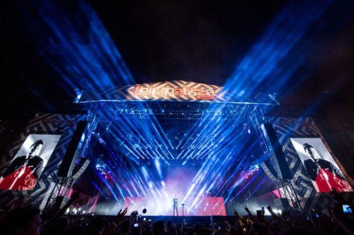 Lollapalooza divulga os shows divididos por dia