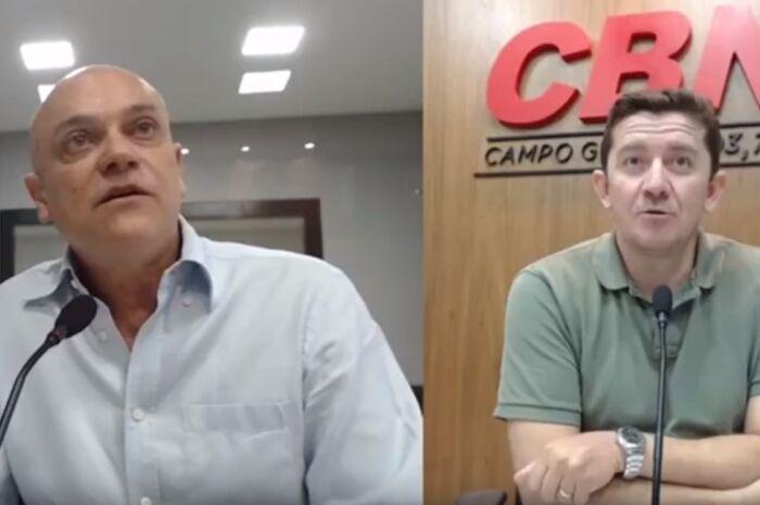 Ministro do STF fala a CBN Campo Grande sobre 30 anos da Constituição Federal