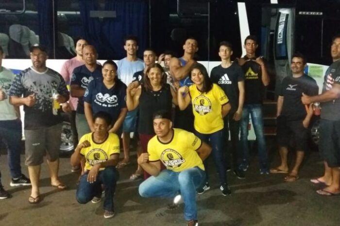 Equipe de luta de braço é ouro na Copa do Brasil