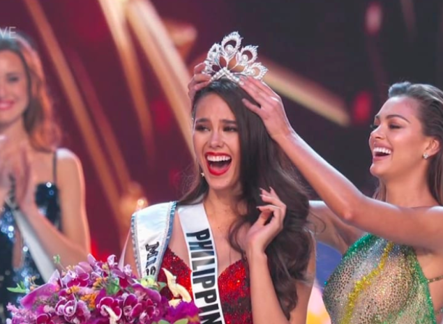 Catriona Gray, das Filipinas, é a Miss Universo 2018