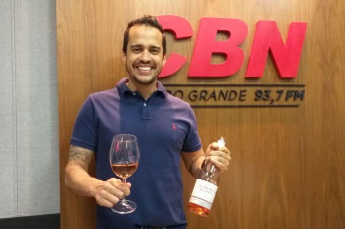 Na coluna desta quinta-feira, Diogo Wendling traz o rosé 'Carlos Serres'