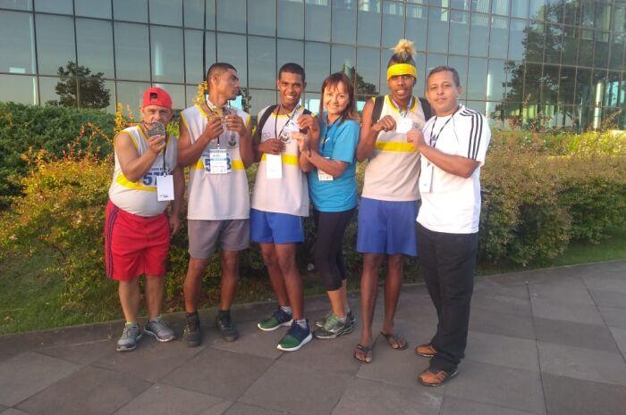 Alunos de Três Lagoas conquistam conquistam medalhas nas Olímpiadas das APAE's