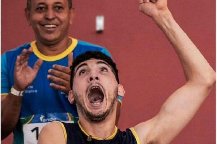 Três-lagoense é campeão nacional de bocha