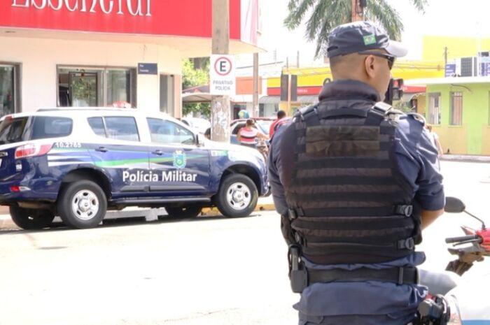 PM reforça fiscalização contra roubos e furtos no Centro de Três Lagoas