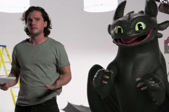 Vídeo faz mix simplesmente genial entre GoT e 'Como Treinar Seu Dragão'