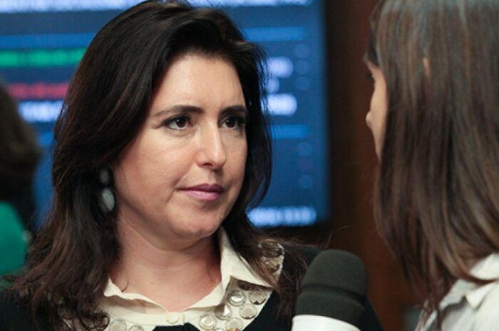 Simone Tebet pode presidir o Senado