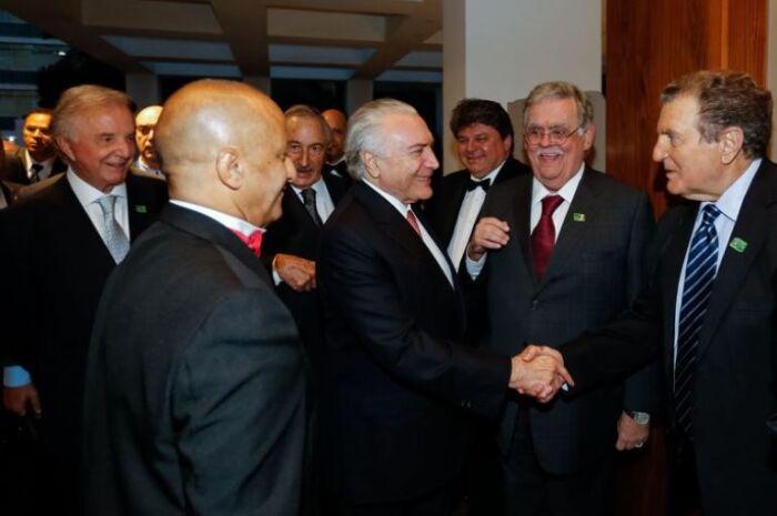Michel Temer acredita que Bolsonaro dará continuidade a suas políticas