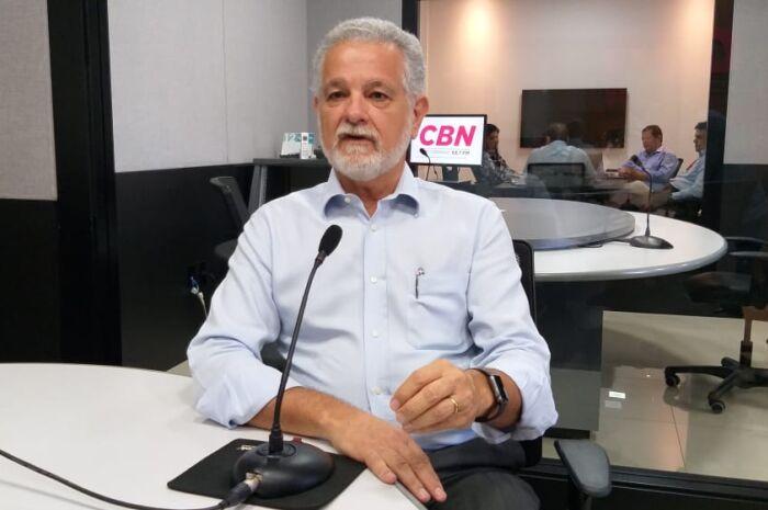 Nesta segunda-feira, Tércio Albuquerque falou sobre a proposta de aumento de salário do prefeito da Capital