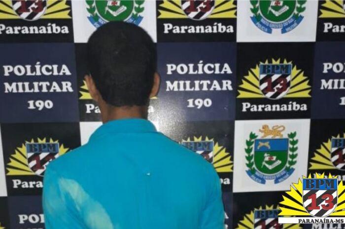 Ladrão machuca idosa para roubar R$8,50 e é preso em flagrante
