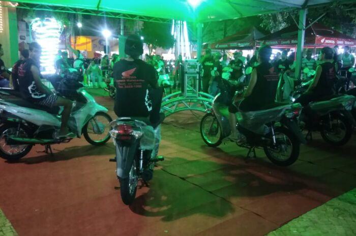 Reality 'Essa Honda é Minha' tem início na Praça da República
