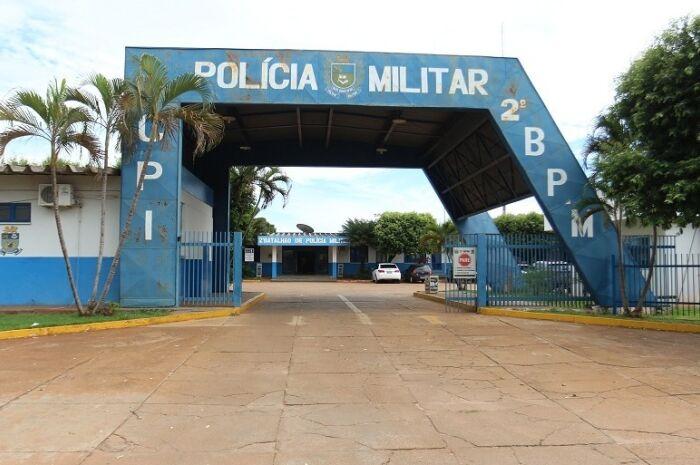 Polícia faz varredura em armários de militares no 2º Batalhão de Três Lagoas
