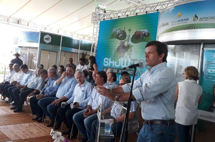 Presidente da Fundação MS fala sobre a importância de se investir em tecnologia na Showtec