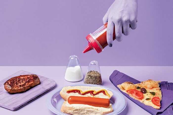 Porções exageradas em restaurantes podem contribuir para a obesidade