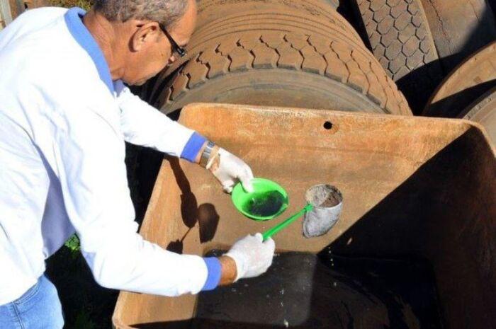Primeiro LIRAa de 2019 aponta alto risco de infestação de dengue em Três Lagoas; confira bairros