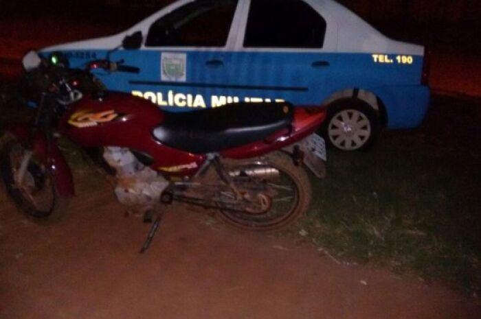 Força Tática prende 'empinadinho' que tentou se esconder em bar