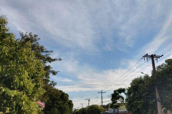 Termômetros devem atingir 38°C e pode chover à tarde em Três Lagoas
