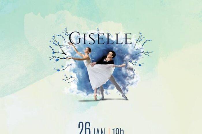 Espetáculo de balé clássico gratuito traz bailarinos de várias regiões do país para a Capital