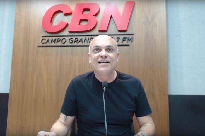 CBN Festas e Eventos recebe o especialista em viagens, Juliano Berton