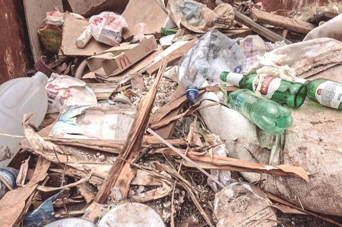 Comércio da capital gera mais  de 23 mil toneladas de lixo por mês