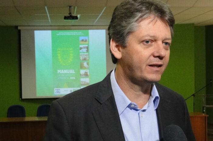 Feira é referência nacional e internacional em tecnologia, diz secretário da Semagro