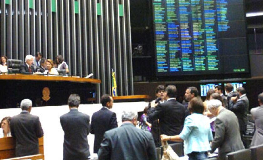 As duas Propostas de Emenda à Constituição constam na pauta de votação do Plenário