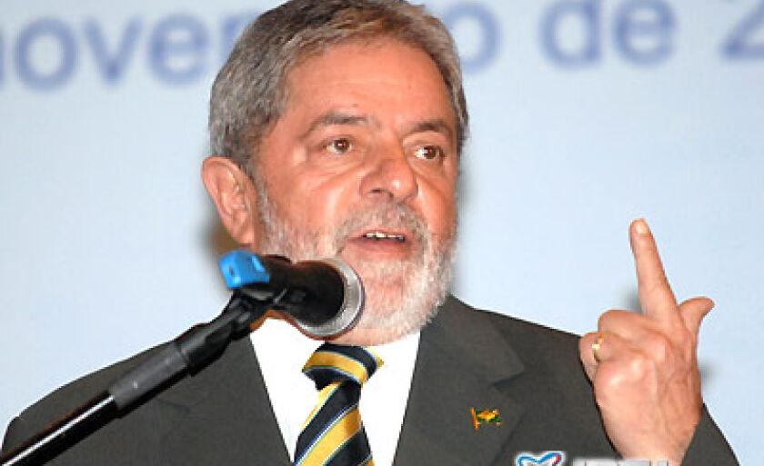 Para o presidente Lula, o consumo garante a dinâmica da economia