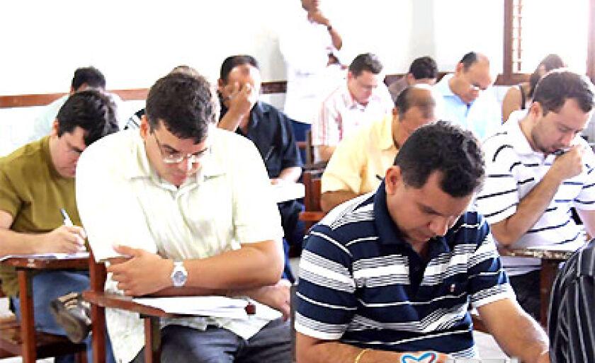 Na seleção haverá prova objetiva e três discursivas, oral e de títulos