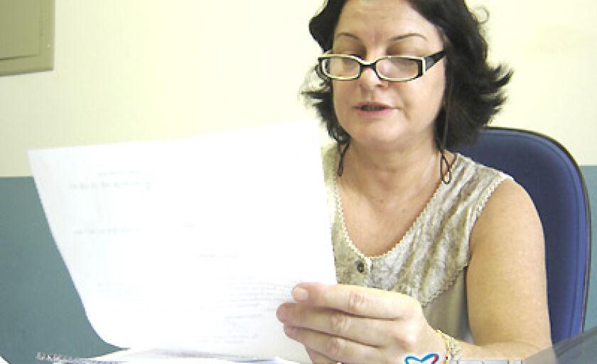 Delegada Magali Corsato